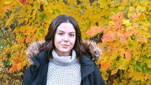 Porträtt på Aida Besic