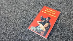 Martin Andersson senaste bok Kadonnut kuristaja.