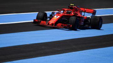 Kimi Räikkönen, 2018.