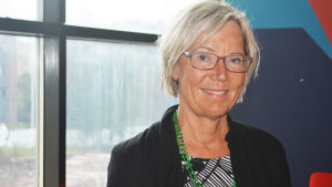 Professor Kristina Lindström