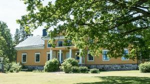 Rilax gård huvudbyggnad.