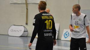 Oscar Berglund, ÅIFK-PIF, 26.10.2016.
