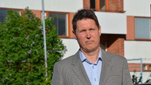 Korsholms utvecklingsdirektör Mikael Alaviitala