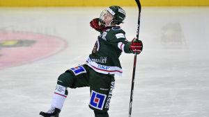 Rasmus Dahlin.