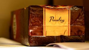 Pauligs kaffepaket.