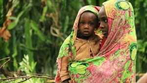 barn i etiopien