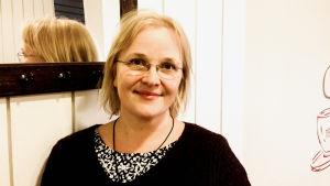 Marina Meinander konstnärlig ledare för Lilla Teatern sen januari 2017.