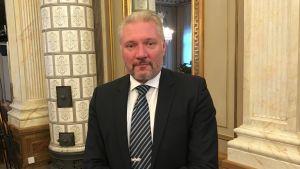 Jarkko Virtanen är biträdande stadsdirektör i Åbo