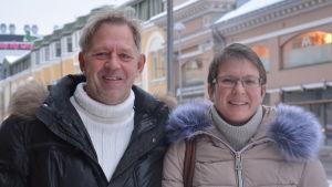Helena och Peter Bergström bloggar om Åboland