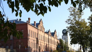 Stadshuset i Jakobstad