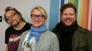 Kalevi Pollari, Katja Ståhl ja Kalevi Pollari Levylautakunnassa