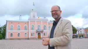 Utvecklingsdirektör Sten Frondén.