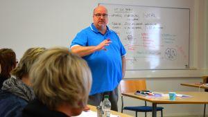 Mentala tränaren Bengt Aspfors.