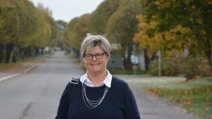 Anita Niemi-Iilahti från Vasa stad.