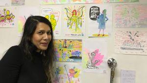 Shieko Reto är politisk konstnär och transperson från Malaysia.