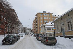 Wallininkatu Helsingissä