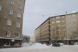Messeniuksenkatu Helsingissä