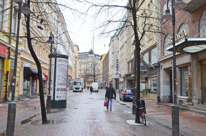 Stora Robertsgatan i Helsingfors