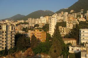 rinnekortteli Beirutin liepeillä