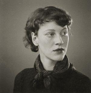 Illustratören Ingrid Vang Nyman.