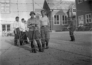 """""""Iltakävely"""". (1941)"""