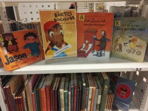 Veckans böcker i Bärtils bokkluubb på Sello.