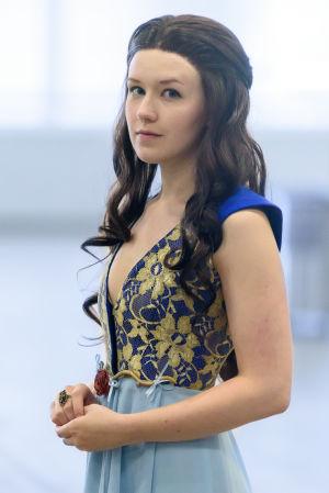 Lina Laitinen som Margaery Tyrell