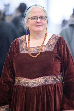Irina Rempt på World Con 75
