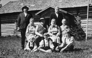 Edvin Laineen elokuva Akseli ja Elina