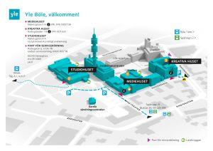 Yle karta för Bolaget sidan