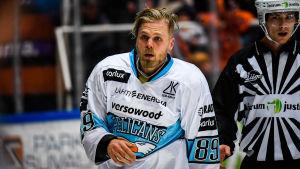 Antti Tyrväinen, Pelicans, 20.10.2016.