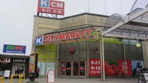 Citymarket i Borgå.