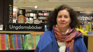 Författaren Keth Strömdahl 11.05.2017