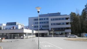Malmska sjukhuset i Jakobstad