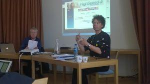 föreningen LUST ordnar seminarium i Hangö.