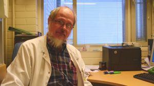 Överläkare Kimmo Kuisma