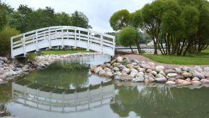 Centralparken i Pargas