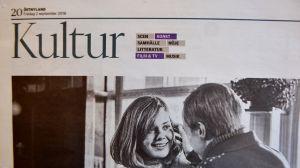 kultursidan i tidnignen östnyland