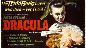 Dracula, pimeyden prinssi (1958).