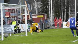 Mikael Forsell gjorde 1-0