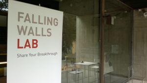 Falling Walls Lab- uttagning Åbo 2014