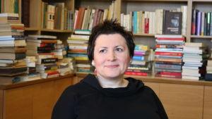 Agata Diduszk, journalist på den vänsterliberala tidskriften, Krytyka Polityczna.