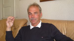 Ulf Heimberg, stadsstyrelsens ordförande i Raseborg.
