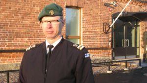 Nylands Brigads informatör Leo Puhakka
