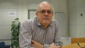 Anders Laxell, kyrkoherde i Hangö svenska församling.