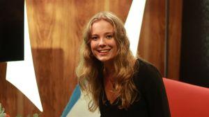 Badmintonspelaren Nanna Vainio.