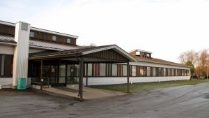 Hälsovårdscentralen i  Närpes.