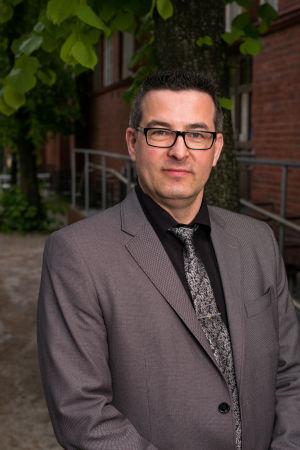 Petri Ritari Tangomarkkinat 2016 -kilpailija.