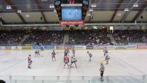 Vasa Sport och Ilves redo att drabba samman.
