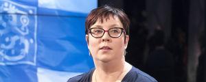 Suuri Vaalikeskustelu 25.01.2018, TV1. Merja Kyllönen